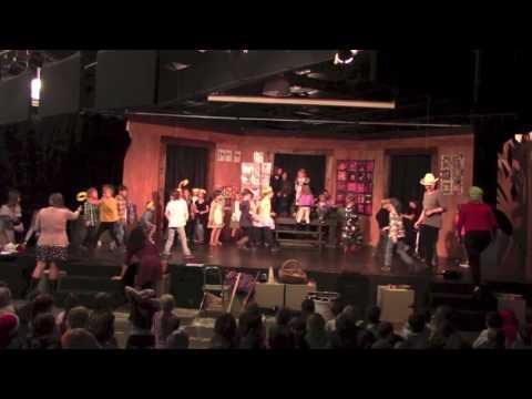 Appalachian Show 1st grade