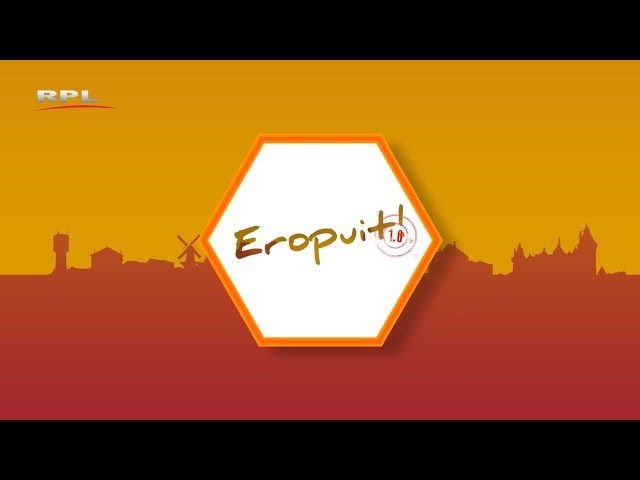 Eropuit! in April 2018 (afl. 3) - RPL TV Woerden