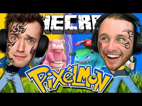 Minecraft   Pokemon   TATTOO CHALLENGE!! +VENUSAUR!! [4]