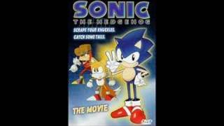 "Sonic OVA ""Look-a-Like"" Music"