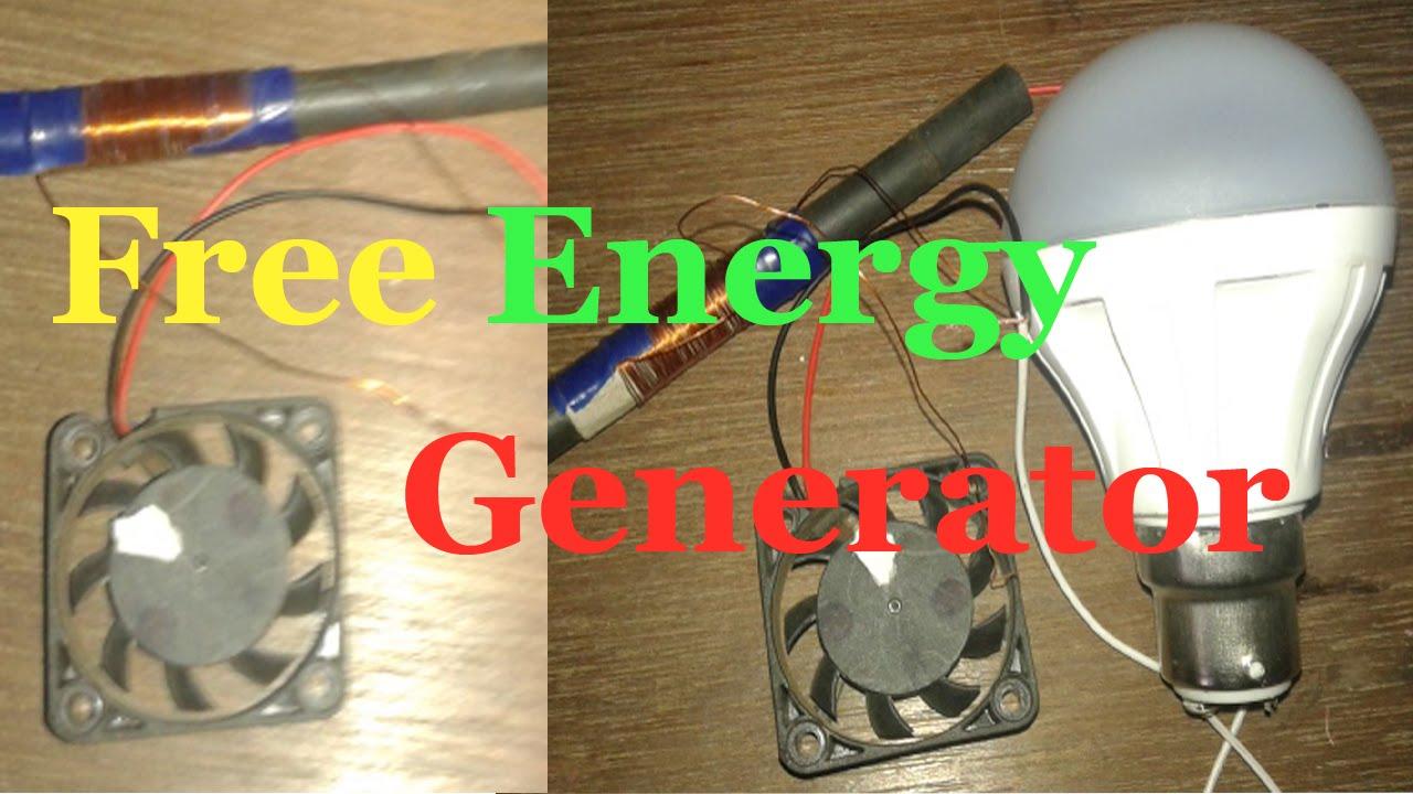 Free energy generator using magnet motor youtube for Free energy magnet motor fan