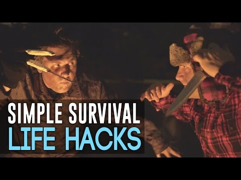 See the Top 7 Simple Survival Life Hacks