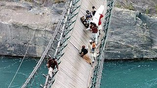 10 Most Dangerous bridge of the world --You Never Seen Before____!