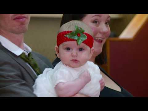 Celebrant SJ - 30 second promo - Ivy's Naming Day