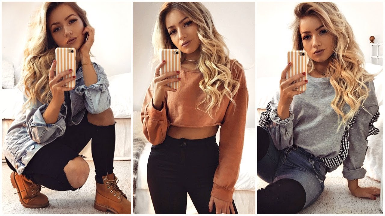 CASUAL OUTFIT IDEAS 2018 / LOOKBOOK 5