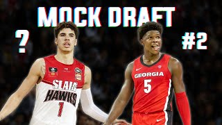 The Official 2020 NBA Mock Draft - Who Will Go First Overall?