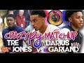 Darius Garland vs Tre Jones BATTLE OF THE BEST PG!!! | Peach Jam Elite 8