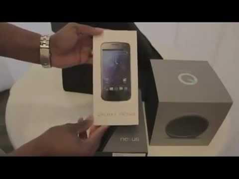 unboxing Google Nexus 7 Tablet Nexus Q Android Smart Phone