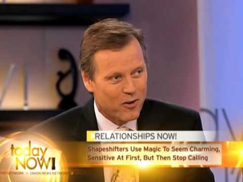 Hot New Relationship Book Warns Women: 'Wake Up! He's A Shapeshifter'