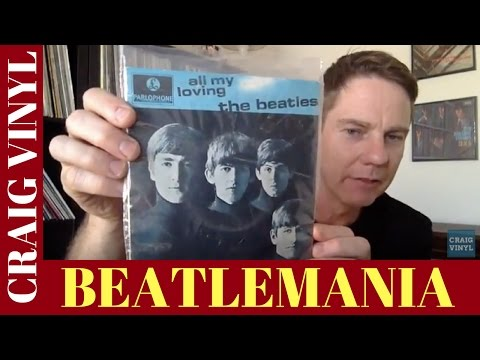 Incredible Beatles Finds - Albums And EPs - #50