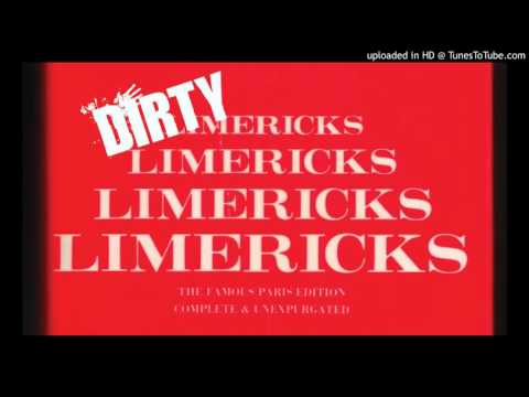 Dirty Limericks 1-30