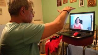 Repeat youtube video Seansa lecenje na daljinu preko skajpa