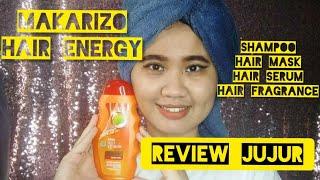 MAKARIZO HAIR ENERGY REVIEW JUJUR pemakaian Makarizo Hair Energy