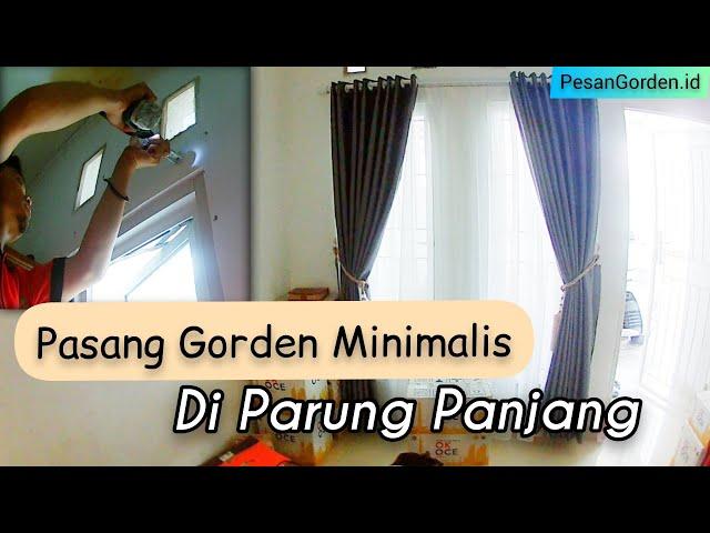 PASANG GORDEN DI PARUNG PANJANG | PesanGorden.id 0852 8765 1175