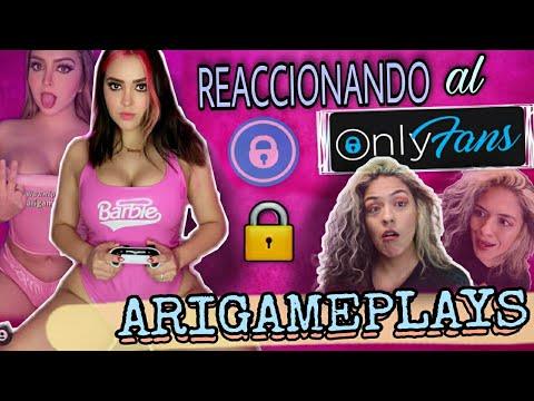 REACCIONANDO AL ONLYFANS DE ARIGAMEPLAYS - EVA MARIA BERISTAIN