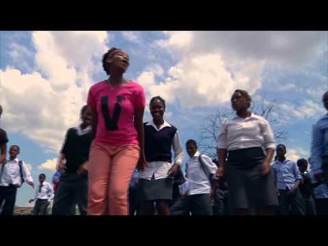 V-Girls South Africa Break the Chain!