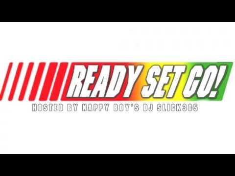 Frontrunnaz Present  Ready, Set, Go! Mixtape