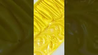 Making cold process soaps, pumpkin soap