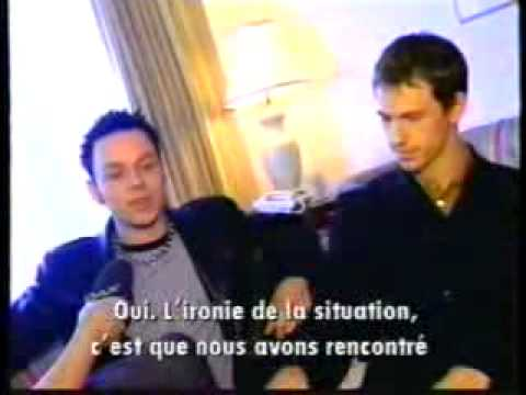 Savage Garden EXCLUSIVE in Canada : Talk abaut of dead of Michael Hutchence