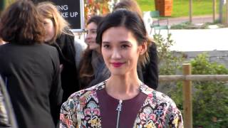 Tao OKAMOTO 岡本 多緒 @ Paris Fashion Week / show Vuitton 7 october 2015