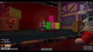 Roblox Universal Studios Hhn 4 Chucky Terror Town