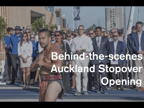 The Auckland Race Village is officially open! | Volvo ...