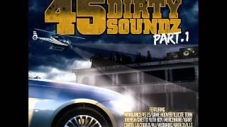 Des Dingues Jopapy feat Krunsh 45-Ghetto yuth boy ( 45 )