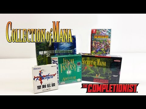 The History of Mana   The Completionist   New Game Plus