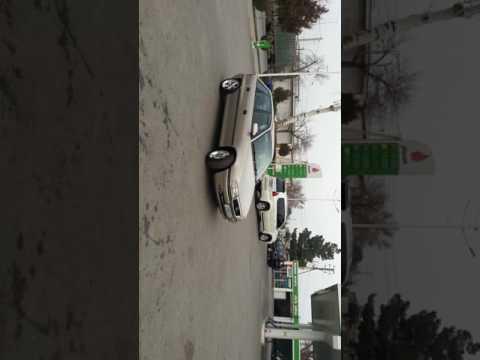 Веаutiful car in Tajikistan
