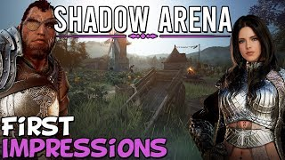 "Shadow Arena First Impressions ""Is It Worth Playing?"""