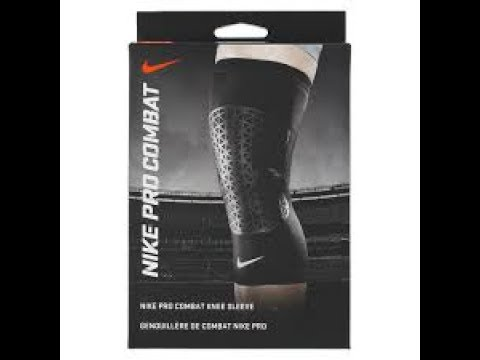 Nike Pro Hyperstrong Knee Sleeve 20 Review One Take Youtube