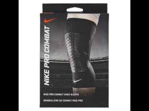 bolt vásárol új kiváló árak Nike Pro - Hyperstrong Knee Sleeve 2.0 Review - One take - YouTube