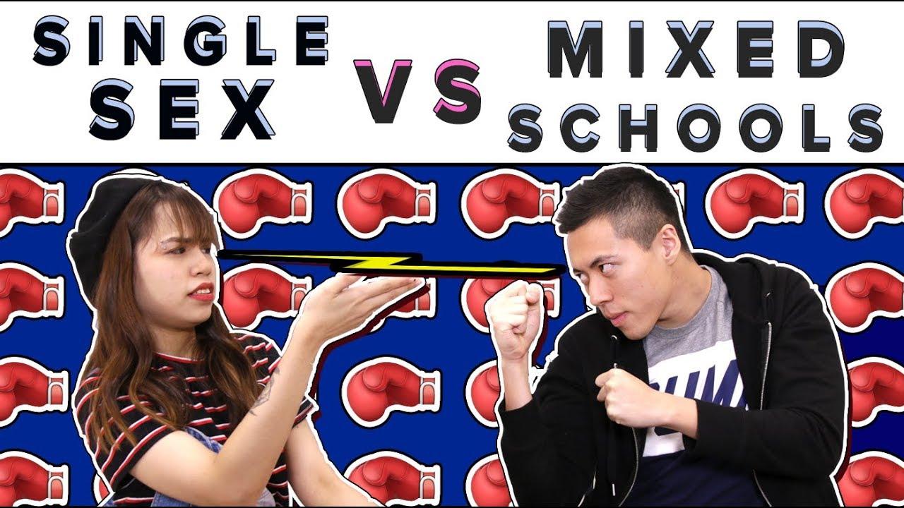 mixed sex school