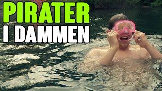 Pirater i Dammen (Vlogg)