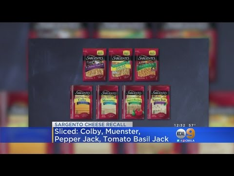 Recall On Possibly Tainted Cheese Expanded