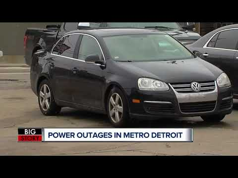 Many still struggling without power across metro Detroit