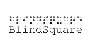 Blind square, a GPS navigation…