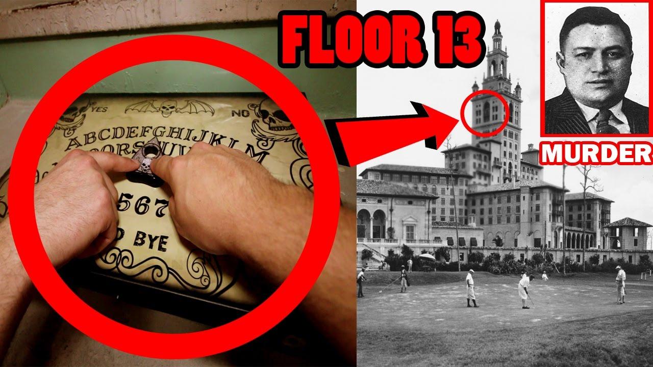Haunted Hotel Ouija Board In America S Most Haunted