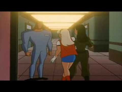Iconic Lois Lane - TAS and SV Clark and Lois - Rescuing Cousins