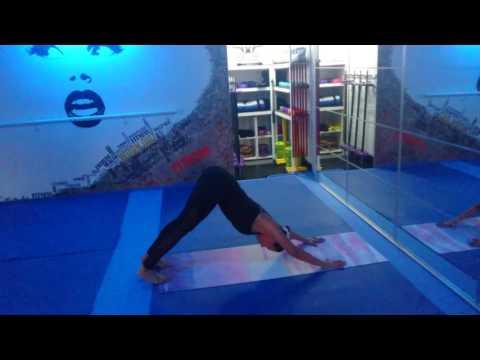 #In Emir moment#yogafit