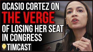 Ocasio Cortez Close To LOSING Her Seat In Congress, Bail Reform BACKFIRED And Democrats Declare War