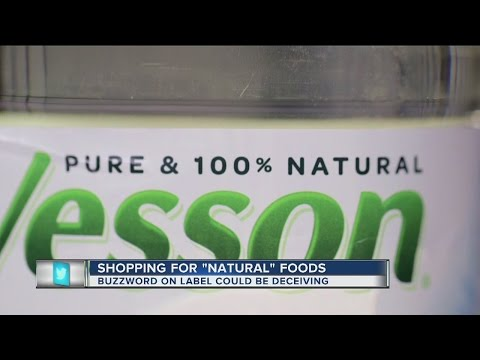 Americans unaware 'natural' on a food label does not mean all ingredients inside are found in nature