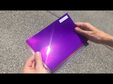 3M™ Wrap Film Series 1080 - New Color Additions 2017