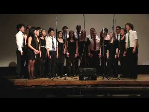 UBC A Cappella - 'Gulf War Song' - Moxy Fruvous
