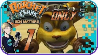 Ratchet & Clank: Size Matters (WRENCH ONLY) - Part 1: Pokitaru - MOVE OVER, UMBRIS!