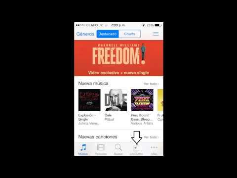 Como Descargar Música gratis de iTunes en IOS 8.4 2015