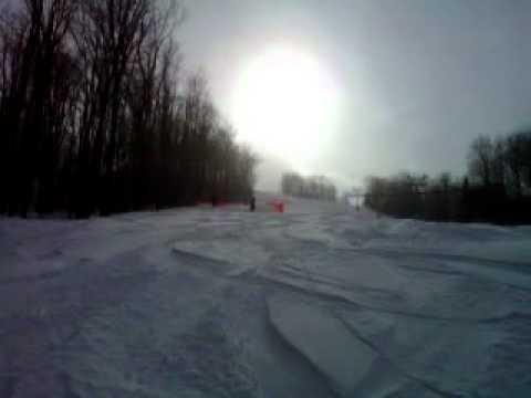 Holiday Valley Mike Brady Dan Neilly Mike Paterniti skiing chute powder
