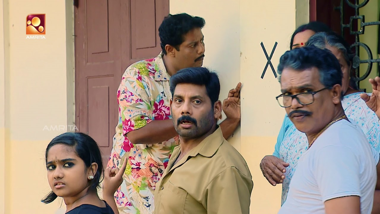 "Aliyan vs Aliyan | Comedy Serial | Amrita TV | Ep : 342 | ""സ്റ്റിക്കർ "" [2018]"