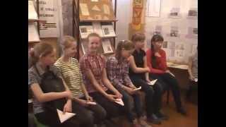 Уроки в мае 2015 г  Литература в 6 классе