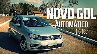 Lançamento: VW Gol 2019 com câmbio automático de 6 marchas.